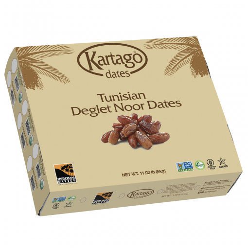 Tunisian Deglet Noor Dates Bulk
