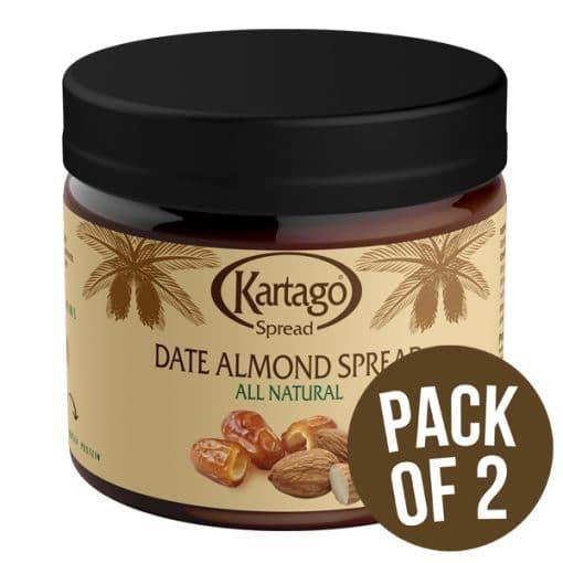 Date almond spread