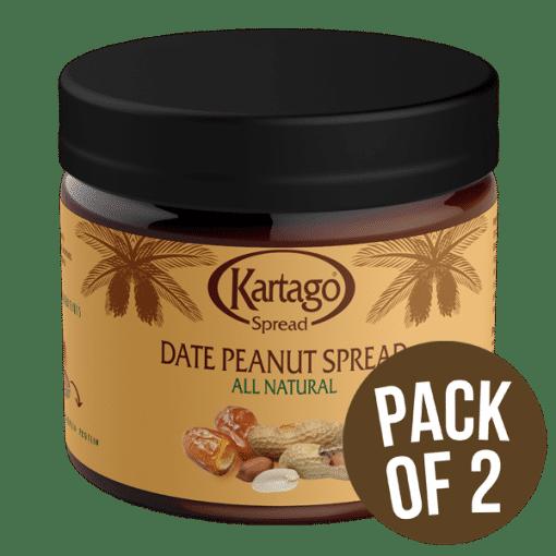 Date peanut spread