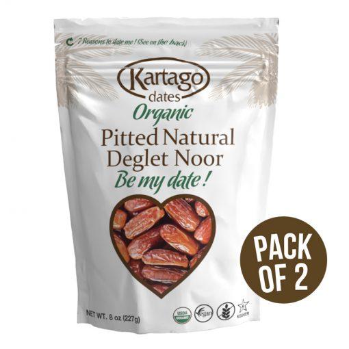Organic Deglet Noor dates