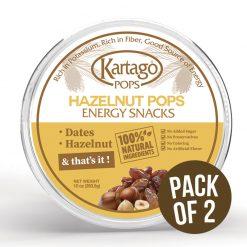 Hazelnut Dates
