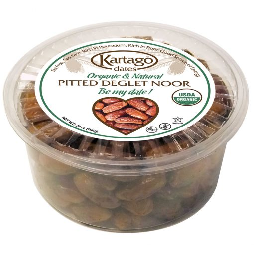 pitted deglet noor dates